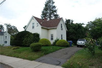 Manchester Single Family Home For Sale: 119 Bissell Street