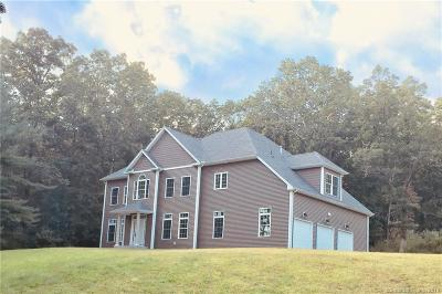 Glastonbury Single Family Home For Sale: 655 Goodale Hill Road