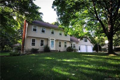 Windsor Single Family Home For Sale: 27 Hollow Brook Road
