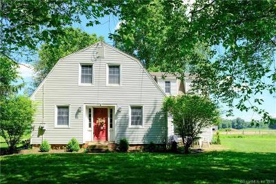 South Windsor Single Family Home For Sale: 682 Main Street