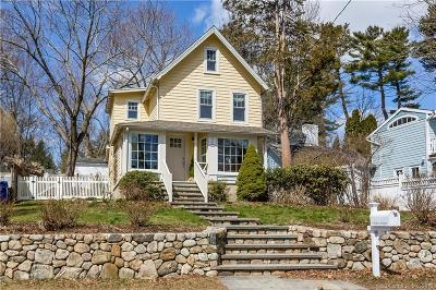 Norwalk CT Single Family Home For Sale: $855,000