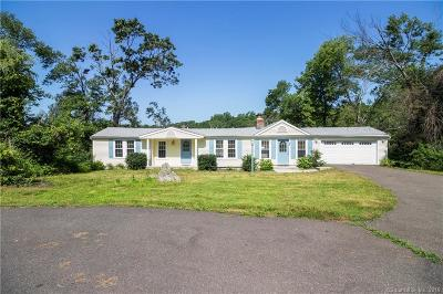 Fairfield County, New Haven County Single Family Home For Sale: 277 Fairwood Road