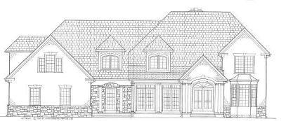 Easton Single Family Home For Sale: Lot 6 Adirondack Trail