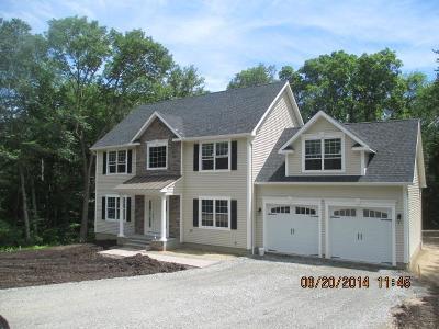 Woodbury Single Family Home For Sale: 418 Quassapaug Road