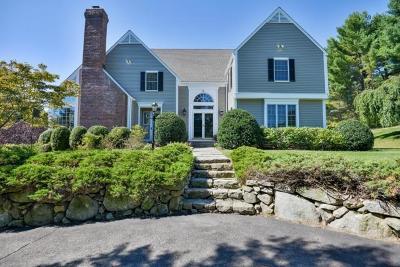 Wilton Single Family Home For Sale: 5 Keelers Ridge Road