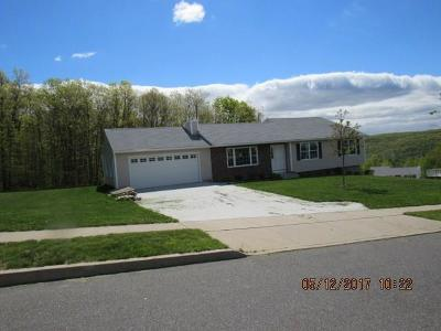 Naugatuck Single Family Home For Sale: 157 Wisteria Drive