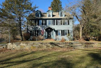Fairfield County Single Family Home For Sale: 74 Main Street
