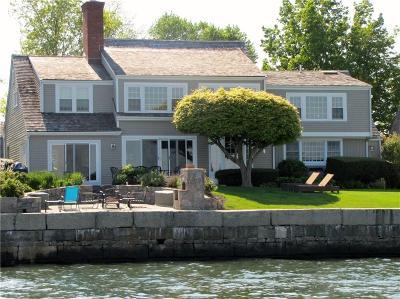 Fairfield County Single Family Home For Sale: 190 Dolphin Cove Quay