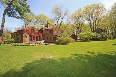 Redding Single Family Home For Sale: 177 Lonetown Road