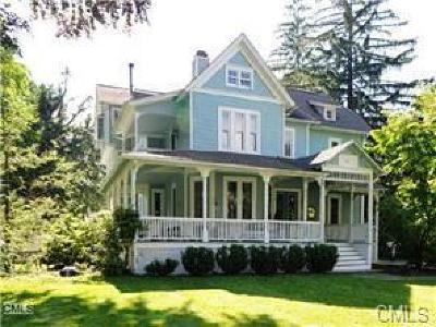 Ridgefield Condo/Townhouse For Sale: 599 Main Street #1