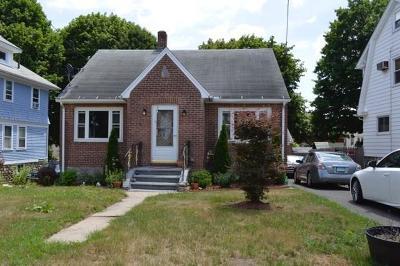 Waterbury Single Family Home For Sale: 234 Circular Avenue