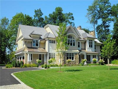 Fairfield County Single Family Home For Sale: 85 Indian Head Road