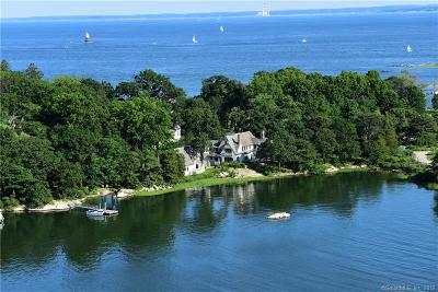 Fairfield County Single Family Home For Sale: 42 Contentment Island Road