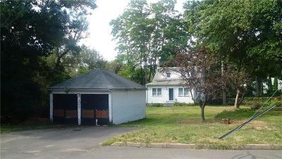 Fairfield Single Family Home For Sale: 65 Mason Street