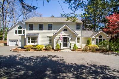 Wilton Single Family Home For Sale: 34 Horseshoe Road