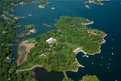 Fairfield County Single Family Home For Sale: Great Island Road