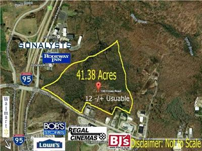 Waterford CT Residential Lots & Land For Sale: $850,000