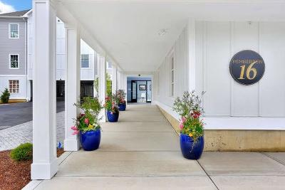 Darien Condo/Townhouse For Sale: 77 Leroy Avenue #207