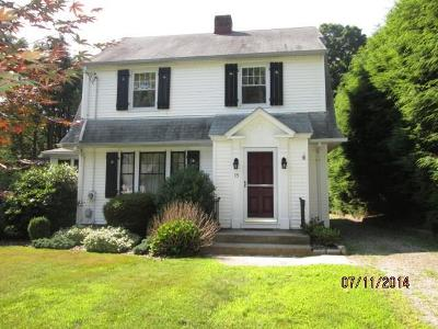 Trumbull Single Family Home For Sale: 15 Ridgeview Avenue