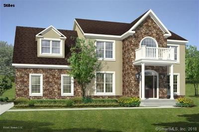 Shelton Single Family Home For Sale: Lot 1 Emerald Ridge Court