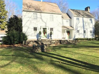 Fairfield County Single Family Home For Sale: 49 Key Rock Road