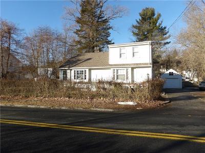 Shelton Single Family Home For Sale: 867 Long Hill Avenue