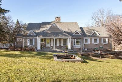 Bethany Single Family Home For Sale: 165 Pole Hill Road