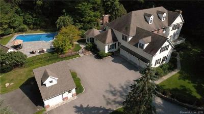 Ridgefield Single Family Home For Sale: 54 South Ridge Court