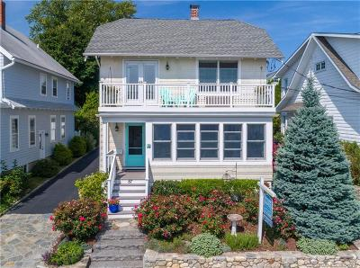 Bridgeport Single Family Home For Sale: 87 Seabright Avenue