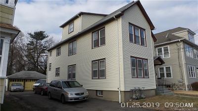 Bridgeport Multi Family Home For Sale: 105 Scofield Avenue