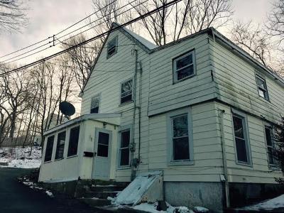 Shelton Single Family Home For Sale: 15 Blacks Hill Road