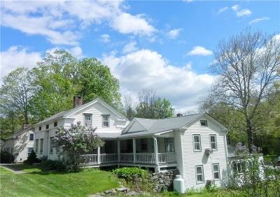 Fairfield County Single Family Home For Sale: 11 Route 37 Center
