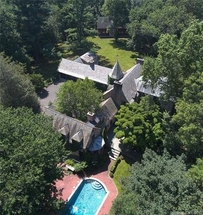 Fairfield County Single Family Home For Sale: 170 Ridge Acres Road
