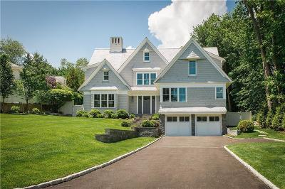Westport Single Family Home For Sale: 41 Burnham Hill