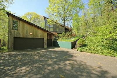 Ridgefield Single Family Home For Sale: 172 Haviland Road