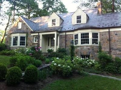 Greenwich CT Single Family Home For Sale: $1,995,000