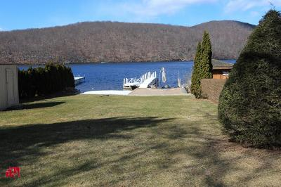 Danbury Single Family Home For Sale: 57 Taagan Point Road
