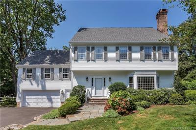 Darien Single Family Home For Sale: 9 Colony Road