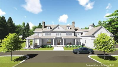 New Canaan Single Family Home For Sale: 85 Carter Street