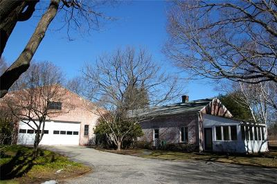 Westport Single Family Home For Sale: 91 Beachside Avenue #RES