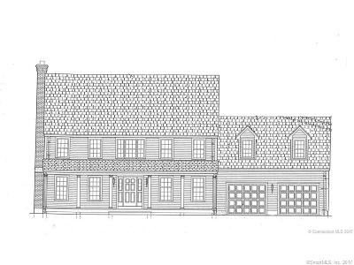 Orange Single Family Home For Sale: 597 Stone Hill Road