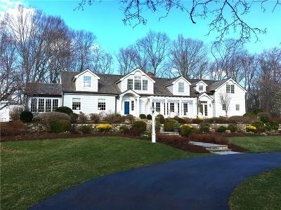 Fairfield County Single Family Home For Sale: 45 Heather Drive