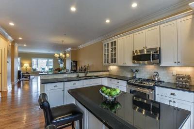 Ridgefield Condo/Townhouse For Sale: 66 Grove Street #C16