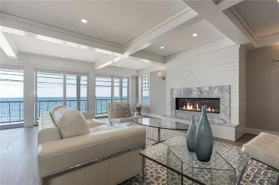 Fairfield County Single Family Home For Sale: 2206 Fairfield Beach Road