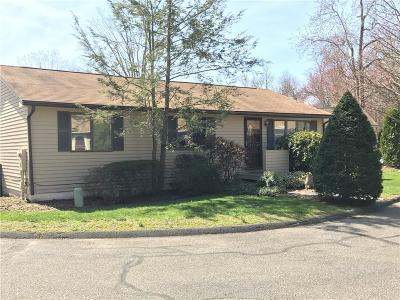 Westport Single Family Home For Sale: 22 Oakview Circle