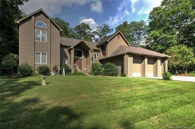 Monroe Single Family Home For Sale: 478 Fan Hill Road