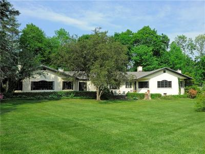 Fairfield County Single Family Home For Sale: 6 Meadow Drive
