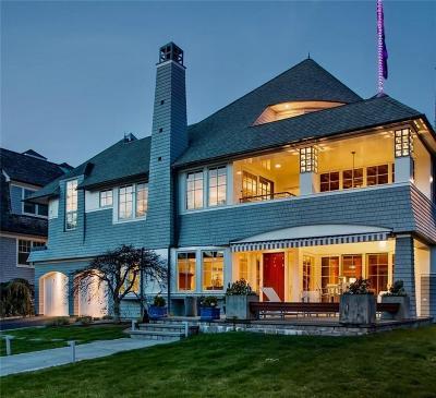 Norwalk Single Family Home For Sale: 38 Nearwater Road