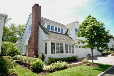 Darien Condo/Townhouse For Sale: 22 Kensett Lane #22