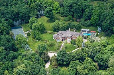 Fairfield County Single Family Home For Sale: 65 Hunting Ridge Road